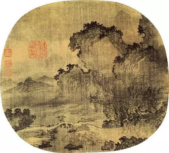 25幅流失海外的国宝级国画(一)