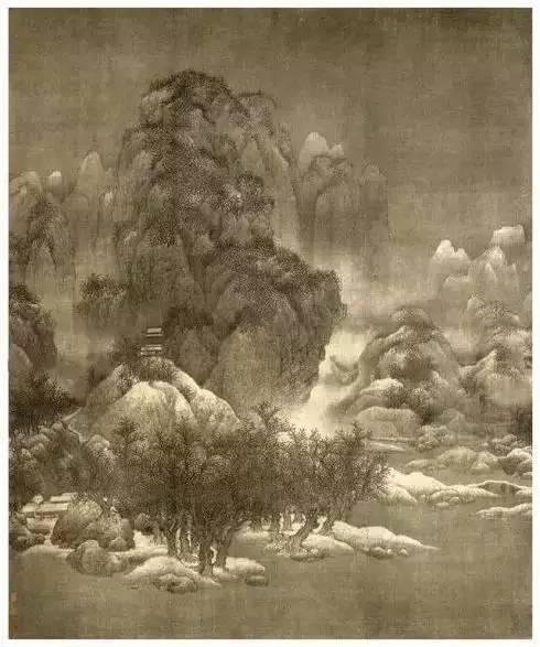 唐宋,山水画50幅(1)