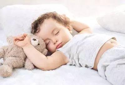 少儿养生,睡觉出汗