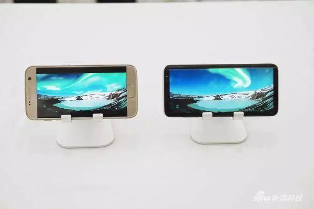 浅思S8:全面屏给我们带来了什么?