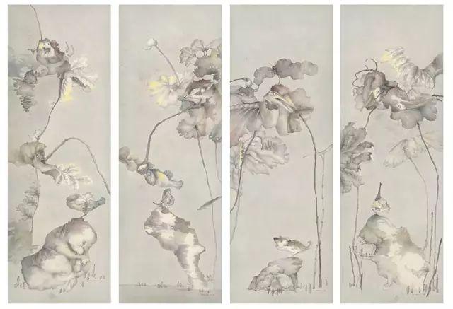 2016·第十届中国工笔画作品展即将亮相中国美术馆