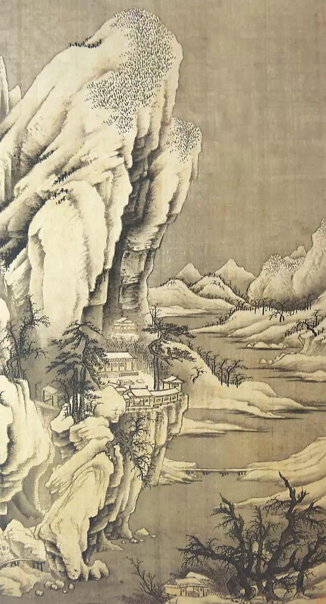 山水画创作中点景的经营
