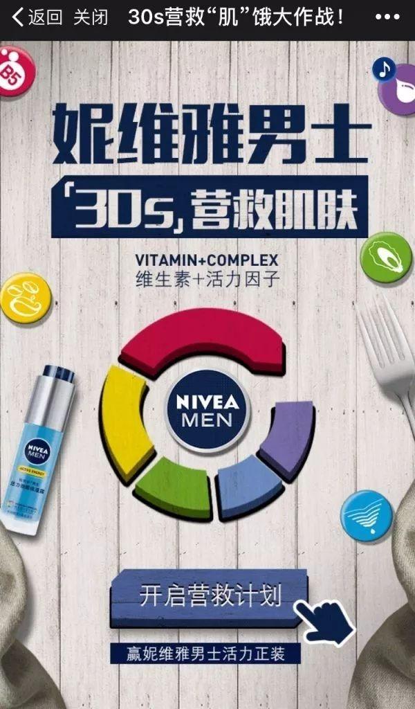 妮维雅男士x饿了么:男士护肤品牌如何通过新触点培养消费者的护