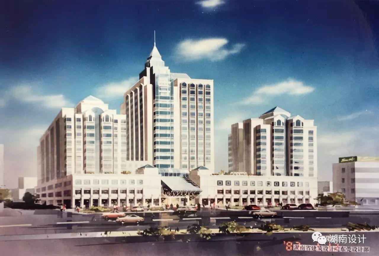 湖南省建筑设计院老户型丨那些年,我们庭院别墅农村故事设计图图片
