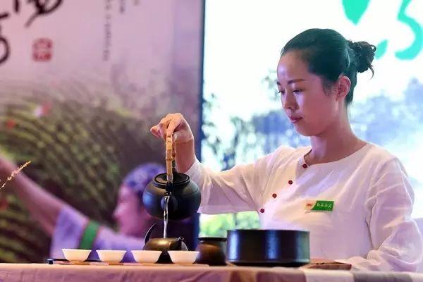 和平茶業茶藝師