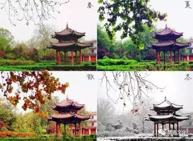 中国最有趣的姓氏都在这儿了,看看有你的吗?——四季节气