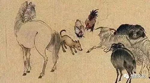 中国最有趣的姓氏都在这儿了,看看有你的吗?——六畜