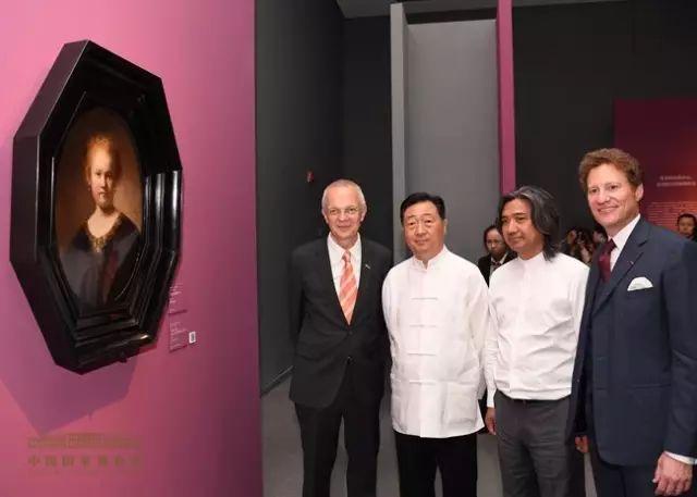 """""""伦勃朗和他的时代:美国莱顿收藏馆藏品展""""隆重开幕"""