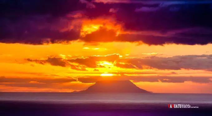 这个南太平洋上免签的原始天堂 国人连名字都未曾听过