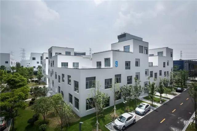 上海安亭国际汽车城·创新港 引入江南园林元素