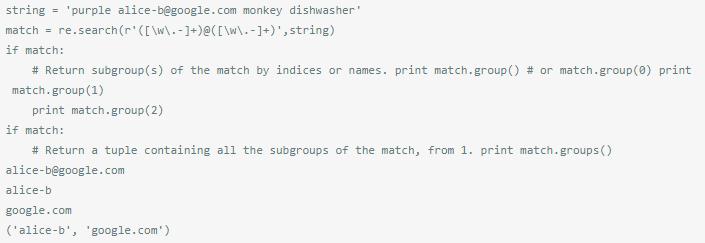 Python基础教程 | 还不会Python正则表达式?看这篇文章试试
