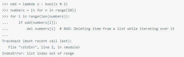 Python老司机也会翻车!10个最容易犯的Python开发错误