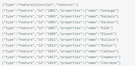 python學習教程 | 10 行 Python 代碼創建可視化地圖