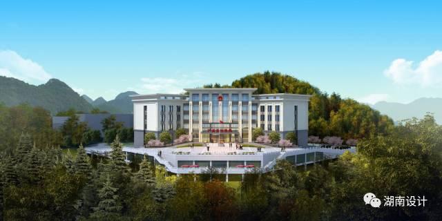湖南省中标设计院建筑竹埠港老遗址工业用苹果v遗址3D设计图图片