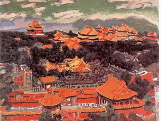 中国艺术里缺乏普世的人道主义精神