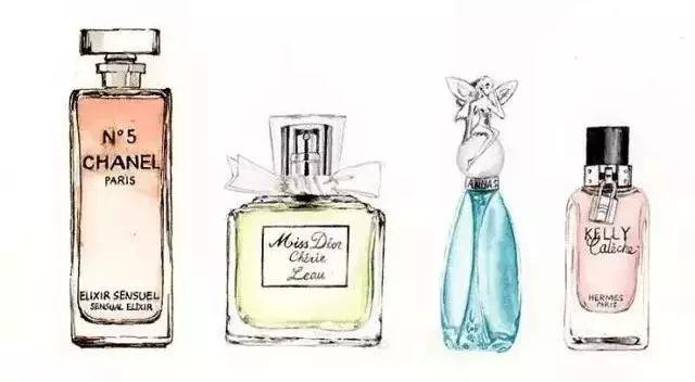 颜值高还好闻的4款香水,每个女人都应该拥有一瓶