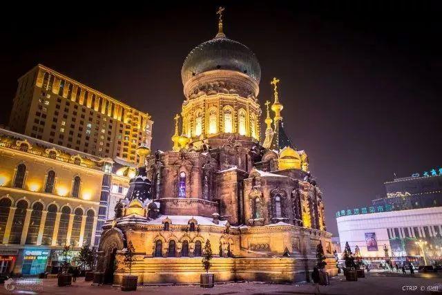 哈尔滨冰城挑战