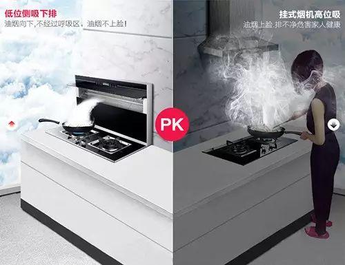 尚品分体式集成灶:厨房油烟解决不了 健康成了大隐患