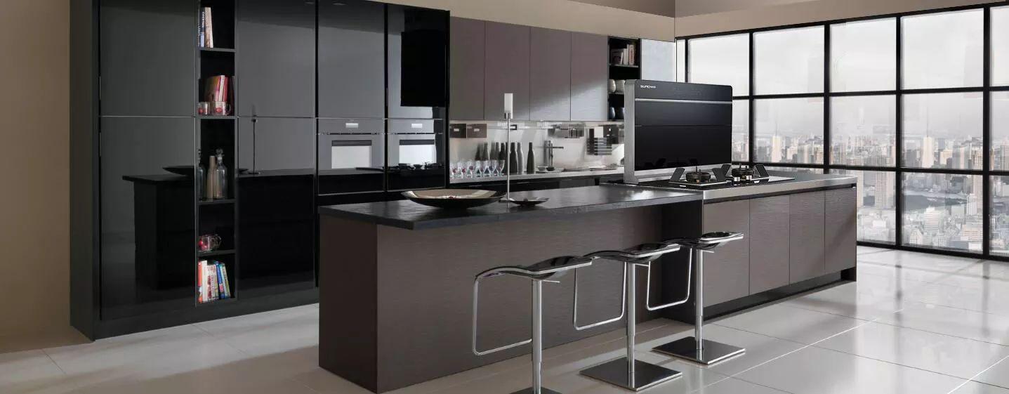 尚品分体式集成灶:厨房高逼格搭配神器