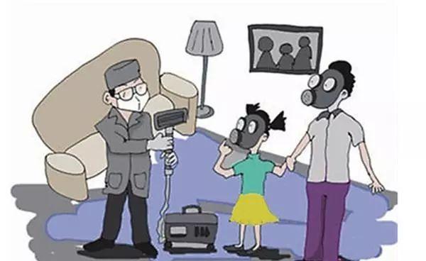 室内装修污染七宗罪,您中招了吗?
