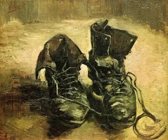 彭锋:凡·高的鞋踩出一个罗生门