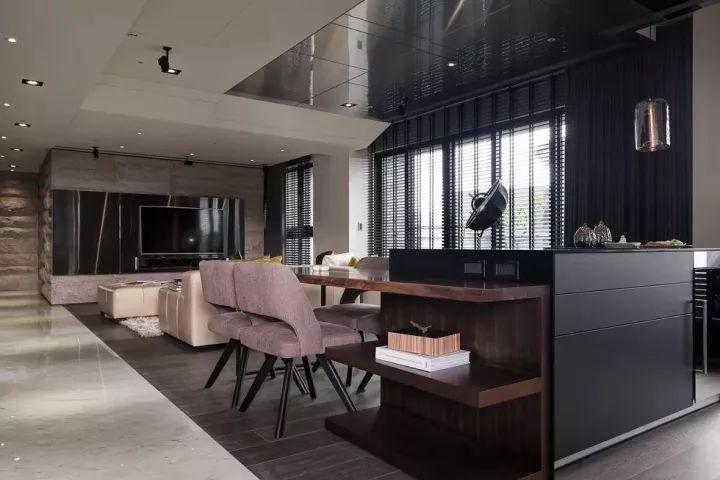 后现代家装效果图 后现代主义风格家居