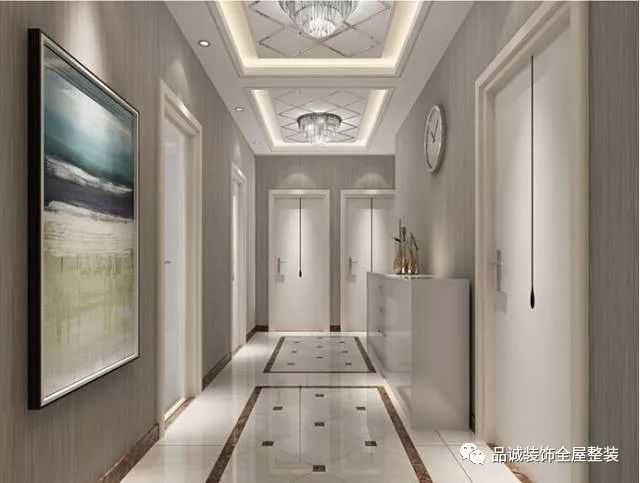 简约大方现代风格,每一寸都是理想中的家!|业界动态-德州品诚装饰工程有限公司