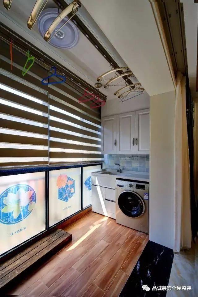 125平新中式装修,小吧台的个性吊灯,太美了|业界动态-德州品诚装饰工程有限公司