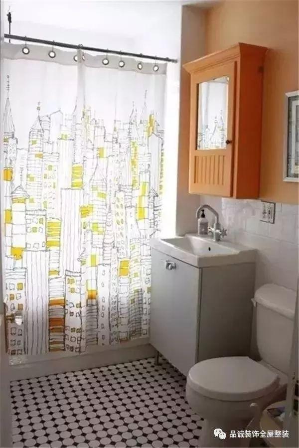 小卫浴间做不了干湿分离?那是因为你没看到这些~|业界动态-德州品诚装饰工程有限公司