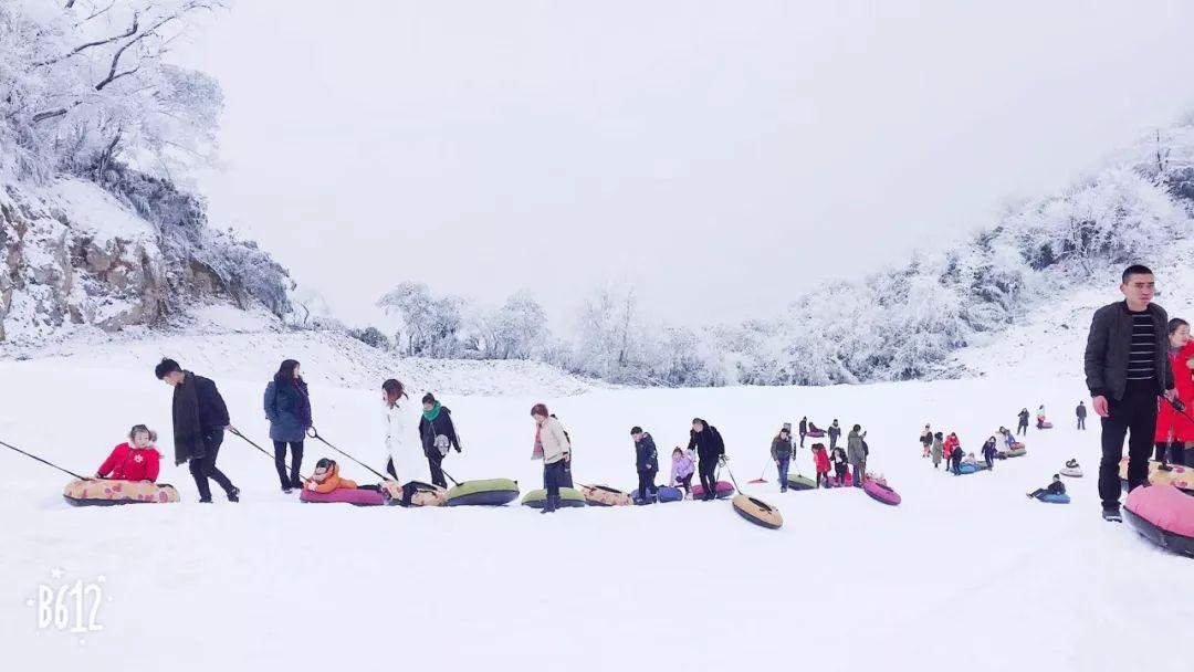 九皇又�九皇滑雪季