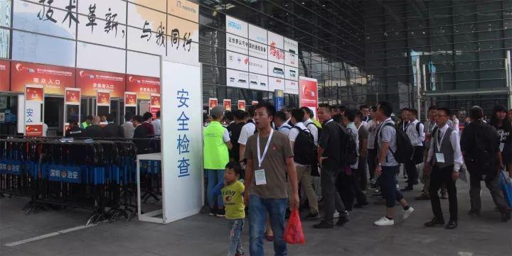 深圳会展中心北门入口