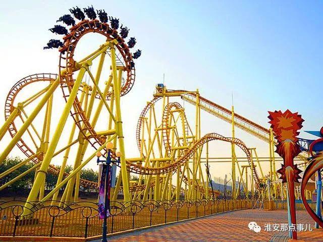 有的玩了,华强方特与洪泽区签约建大型游乐场了!
