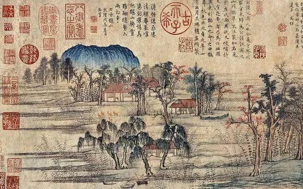 中国文人画究竟是什么?