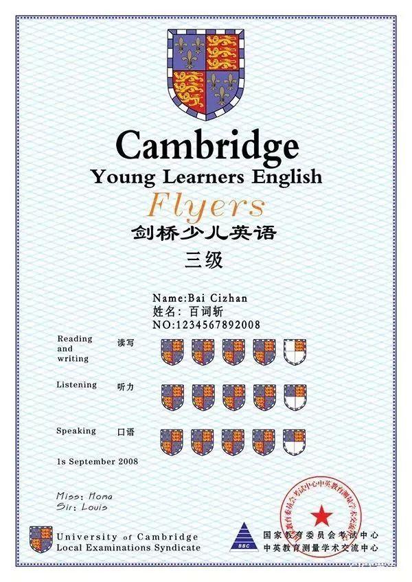 苏州剑桥英语培训费用