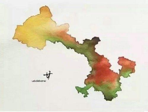 中国34个省市名字的由来,历史课上都没有的知识!——甘肃