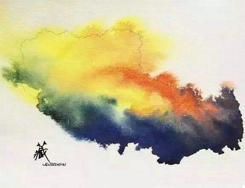中国34个省市名字的由来,历史课上都没有的知识!——西藏