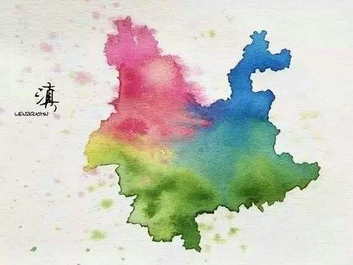 中国34个省市名字的由来,历史课上都没有的知识!——云南
