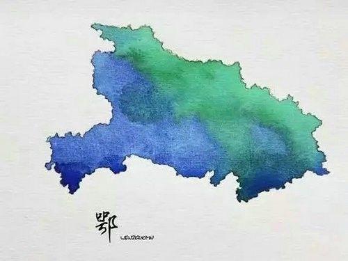 中国34个省市名字的由来,历史课上都没有的知识!——湖北
