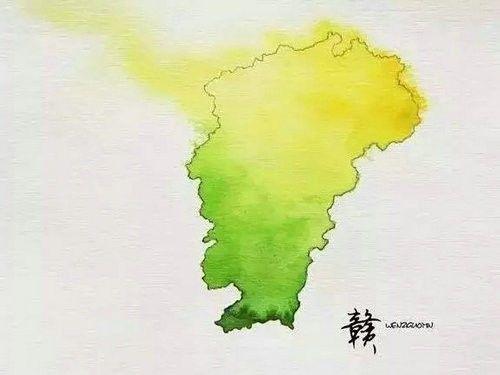 中国34个省市名字的由来,历史课上都没有的知识!——江西