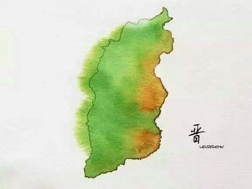 中国34个省市名字的由来,历史课上都没有的知识!——山西