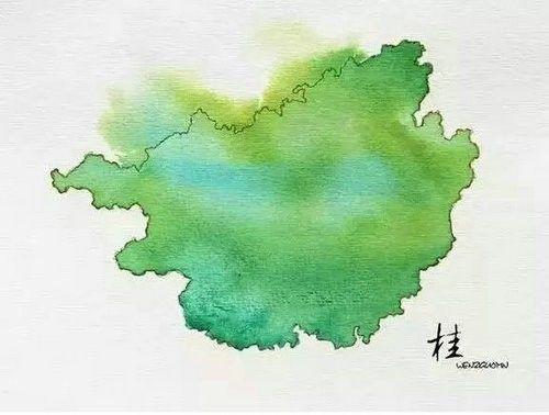 中国34个省市名字的由来,历史课上都没有的知识!——广西