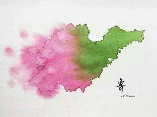 中国34个省市名字的由来,历史课上都没有的知识!——山东