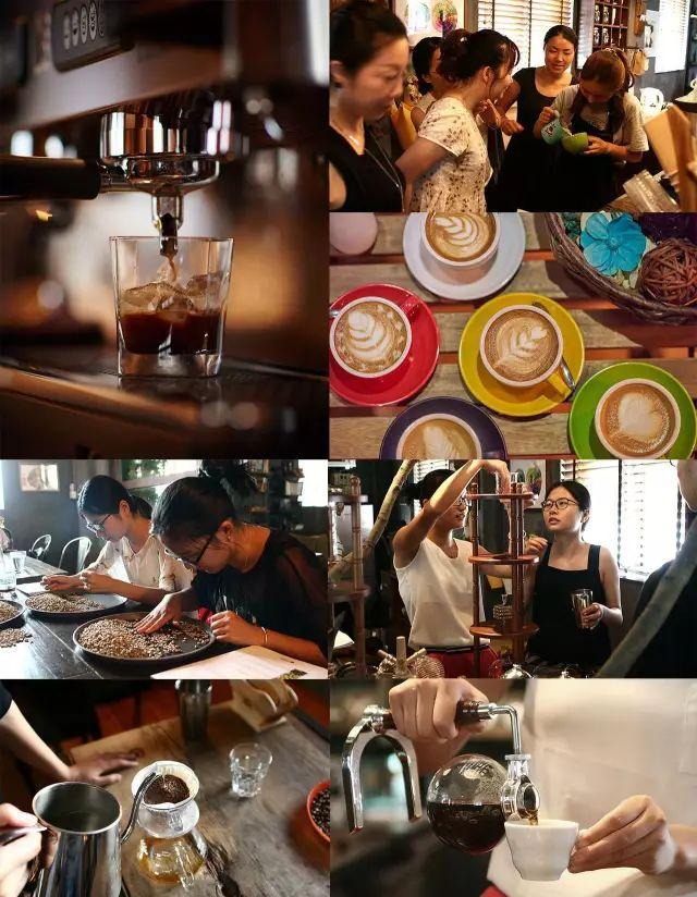 苏州咖啡培训
