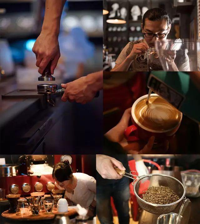 苏州初级咖啡师