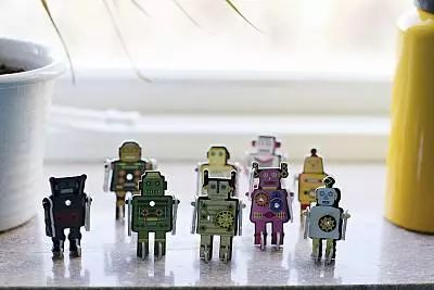 各种机器人
