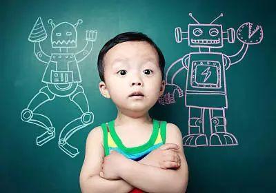 孩子需要机器人
