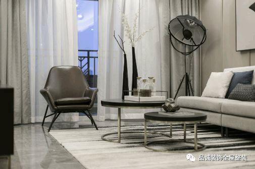 116㎡现代风格,一种让生活节奏慢下来的装修|业界动态-德州品诚装饰工程有限公司