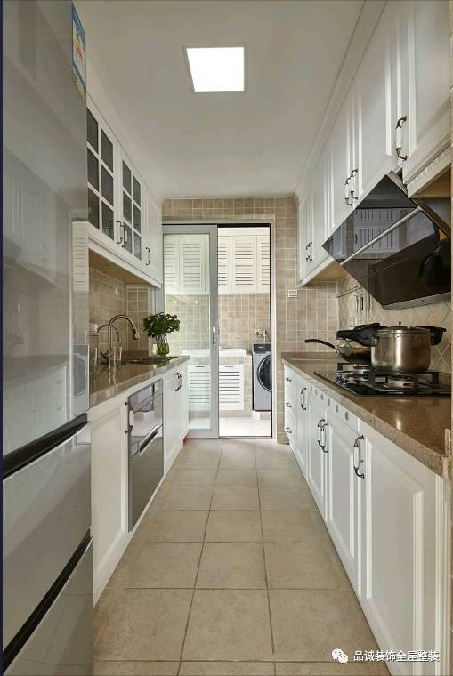 128㎡美式有格调的家,就是这么美!|业界动态-德州品诚装饰工程有限公司