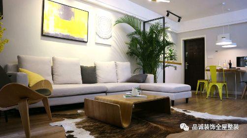 现代混搭设计,这样的家太有格调!|业界动态-德州品诚装饰工程有限公司
