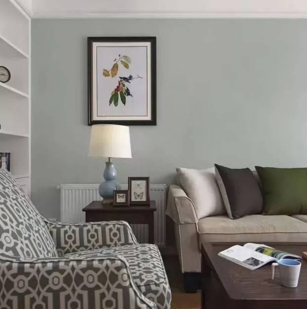 美式风格家庭装修效果图 复古中透溢出时尚感